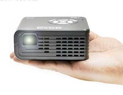 ویدئو پروژکتور اکسا AAXA P5 : جیبی، رزولوشن 1280x720  HD