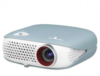 ویدئو پروژکتور ال جی LG PW800 : جیبی، رزولوشن 1280x800  HD