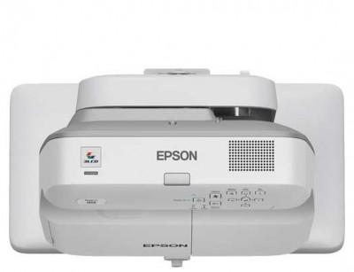 ویدئو پروژکتور اپسون Epson PowerLite 685W : آموزشی، اداری، رزولوشن 1280x800  WXGA