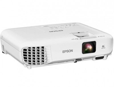 ویدئو پروژکتور اپسون Epson Home Cinema 660 : خانگی، روشنایی 3300 لومنز، رزولوشن 800x600  SVGA