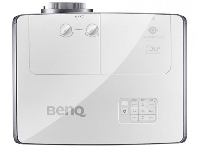 ویدئو پروژکتور بنکیو BenQ HT4050 : خانگی، 3D، روشنایی 2000 لومنز، رزولوشن 1920x1080  HD