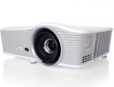 ویدئو پروژکتور اپتما Optoma EH515 : خانگی، 3D، روشنایی 5500 لومنز، رزولوشن 1920x1080 HD