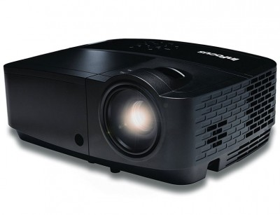 ویدئو پروژکتور اینفوکوس InFocus IN128HDSTx : خانگی، 3D، روشنایی 3500 لومنز، رزولوشن 1920x1080 HD