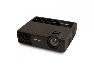 ویدئو پروژکتور اینفوکوس InFocus IN1118HD : خانگی، 3D، روشنایی 2400 لومنز، رزولوشن 1920x1080  HD