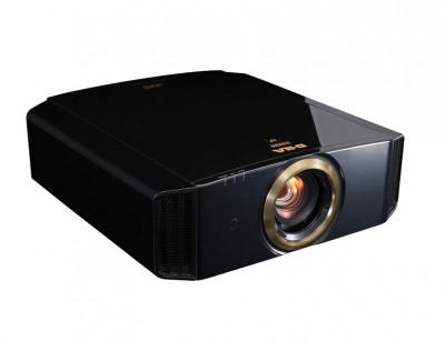 ویدئو پروژکتور جی وی سی JVC DLA-RS420 : خانگی، 3D، روشنایی 1800 لومنز، رزولوشن 1920x1080 4K enhanced HD