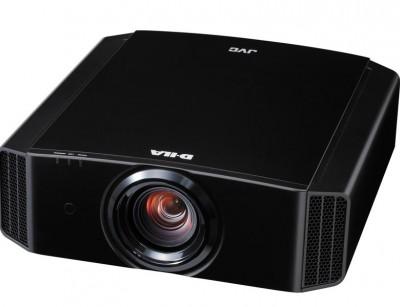 ویدئو پروژکتور جی وی سی JVC DLA-X5900BE : خانگی، 3D، روشنایی 1800 لومنز، رزولوشن 1920x1080 4K enhanced HD