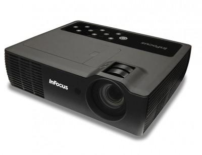 ویدئو پروژکتور اینفوکوس InFocus IN1118HDLC : خانگی، 3D، روشنایی 2400 لومنز، رزولوشن 1920x1080  HD