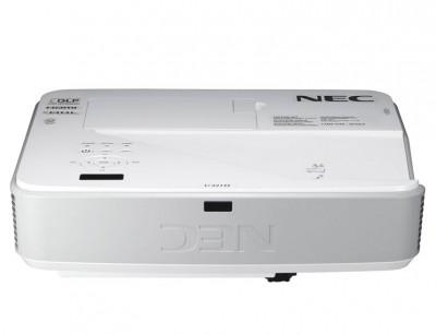 ویدئو پروژکتور ان ای سی NEC U321H : خانگی، 3D، روشنایی 3200 لومنز، رزولوشن 1920x1080  HD