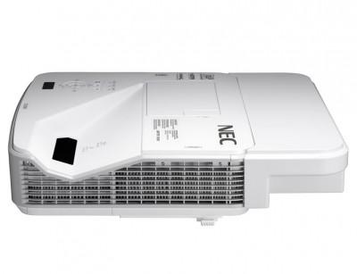 ویدئو پروژکتور ان ای سی NEC U321Hi-TM : خانگی، 3D، روشنایی 3200 لومنز، رزولوشن 1920x1080  HD