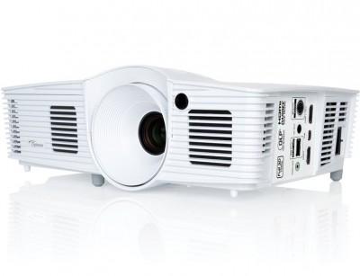 ویدئو پروژکتور اپتما Optoma HD28DSE : خانگی، 3D، روشنایی 3000 لومنز، رزولوشن 1920x1080   HD