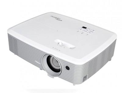 ویدئو پروژکتور اپتما Optoma EH331 : خانگی، 3D، روشنایی 3300 لومنز، رزولوشن 1920x1080  HD