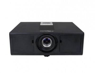 ویدئو پروژکتور اپتما Optoma ZH510T-B : لیزری، خانگی، 3D، روشنایی 5400 لومنز، رزولوشن 1920x1080  HD
