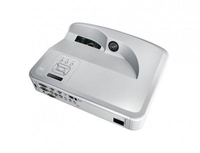 ویدئو پروژکتور اپتما Optoma ZH420UST-W : لیزری، خانگی، 3D، روشنایی 4000 لومنز، رزولوشن 1920x1080  HD