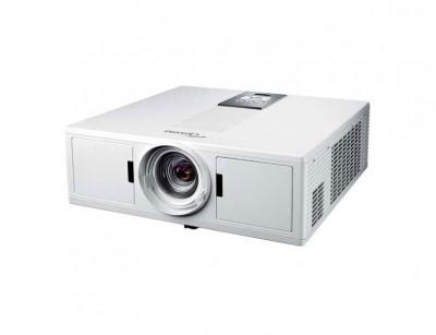 ویدئو پروژکتور اپتما  Optoma ZH500T-W : لیزری، خانگی، 3D، روشنایی 5000 لومنز، رزولوشن 1920x1080   HD