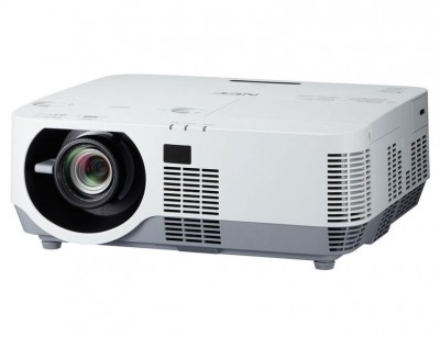 ویدئو پروژکتور ان ای سی NEC P502HL : لیزری، رزولوشن 1920x1080  HD