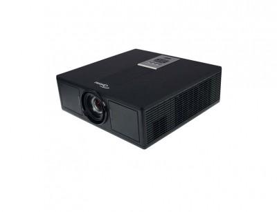 ویدئو پروژکتور اپتما Optoma ZH500T-B : لیزری، 3D، روشنایی 5000 لومنز، رزولوشن 1920x1080  HD