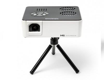 ویدئو پروژکتور اکسا AAXA M5 : جیبی، رزولوشن 1280x800 WXGA