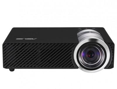 ویدئو پروژکتور ایسوس ASUS B1MR : قابل حمل، 3D، با دانگل بی سیم، روشنایی 900 لومنز، رزولوشن 1280x800 WXGA
