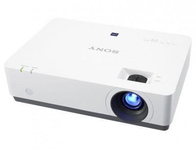 ویدئو پروژکتور سونی Sony EX435 : آموزشی، اداری، روشنایی 3200 لومنز، رزولوشن 1024x768  XGA