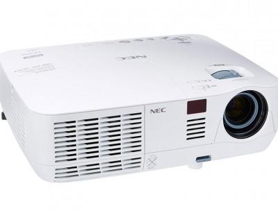 ویدئو پروژکتور ان ای سی NEC V311X : آموزشی، اداری، رزولوشن 1024x768  XGA