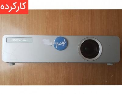 ویدئو پروژکتور پاناسونیک Panasonic PT-LB80NT: کارکرده