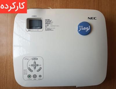 ویدئو پروژکتور ان ای سی NEC VT491: کارکرده