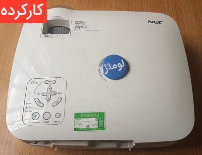 ویدئو پروژکتور ان ای سی NEC VT580: کارکرده