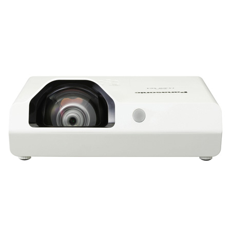 ویدئو پروژکتور پاناسونیک Panasonic PT-TW350 : آموزشی، اداری، روشنایی 3300 لومنز، رزولوشن 1280x800  WXGA