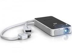 ویدئو پروژکتور فیلیپس Philips PicoPix PPX4350W : جیبی، رزولوشن 640x360  WVGA