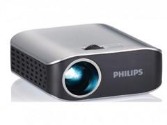 ویدئو پروژکتور فیلیپس Philips PicoPix PPX2055 : جیبی، رزولوشن  854x480  WVGA