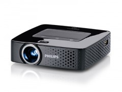ویدئو پروژکتور فیلیپس Philips PicoPix PPX3614 : جیبی، رزولوشن 854x480  WVGA