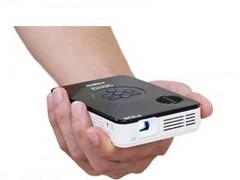 ویدئو پروژکتور اکسا AAXA P2 Jr : جیبی، رزولوشن 640x480  VGA