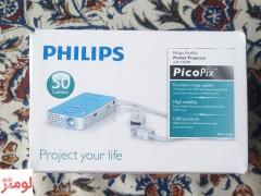 ویدئو پروژکتور جیبی ارزان قیمت فیلیپس Philips PicoPix PPX4150 (موجود در انبار،ارسال رایگان و سریع)