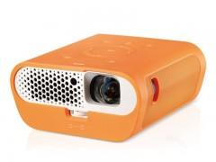 ویدئو پروژکتور جیبی بی سیم 3 بعدی بنکیو BenQ GS1 (موجود در انبار لومنز، آماده ارسال سریع و رایگان)