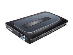 ویدئو پروژکتور ایپتک Aiptek A50P : جیبی، ارزان قیمت، باطری دار، روشنایی 50 لومنز، رزولوشن 640x480 VGA