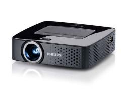 ویدئو پروژکتور فیلیپس Philips PicoPix PPX3610 : قابل حمل، رزولوشن 854x480 WVGA
