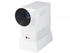 ویدئو پروژکتور ال جی LG PG65U : قابل حمل، روشنایی 500 لومنز، رزولوشن 1280x800 WXGA