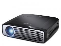 ویدئو پروژکتور فیلیپس Philips PicoPix PPX4935 : قابل حمل، باطری دار، روشنایی 350 لومنز، رزولوشن 1280x720 HD