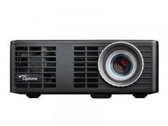 ویدئو پروژکتور اپتما Optoma ML750e : آموزشی، اداری، قابل حمل، روشنایی 700 لومنز، رزولوشن 1280x800  WXGA