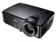 ویدئو پروژکتور ویویتک Vivitek DS234 : آموزشی، اداری، روشنایی 3200 لومنز، رزولوشن 800x600  SVGA