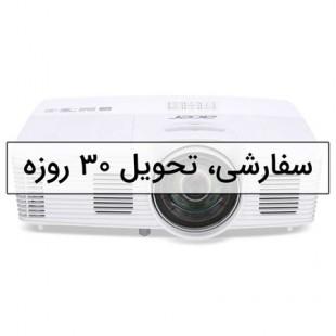 ویدئو پروژکتور ایسر Acer H6517ST : خانگی، short throw، روشنایی 3000 لومنز، 3D، رزولوشن 1920x1080 HD