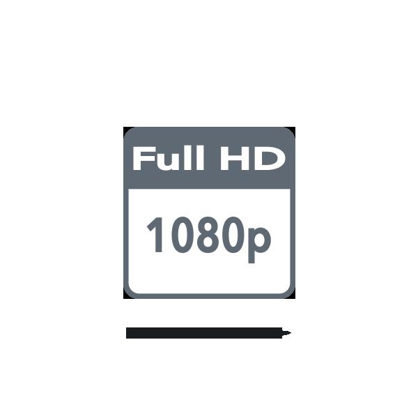 کیفیت تصویر فول اچ دی (Full HD 1080p)