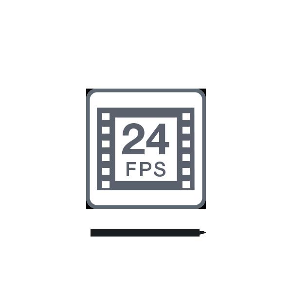 24 فریم (24p)