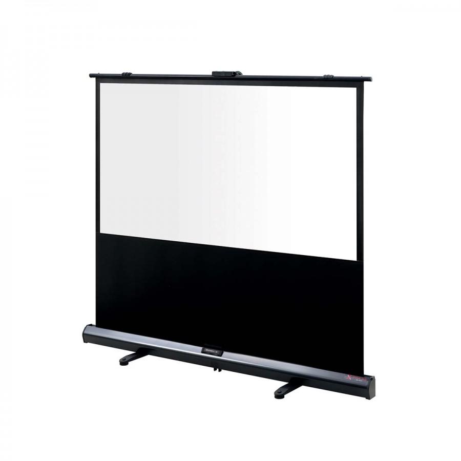 تصویر پرده نمایش یا پرده پروژکتور – پرتابل – ۱۵۲ × ۲۰۳ سانتیمتر | معادل ۹۲ اینچ واید – Cyber Portable Pull Up X-Press Screen CB-Ux100 – گرندویو Grandview