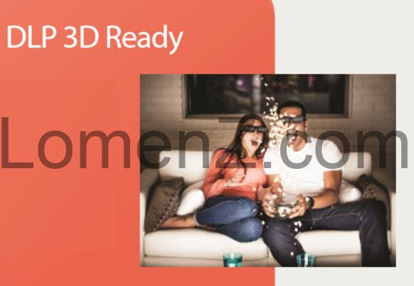قابلیت DLP 3D Ready