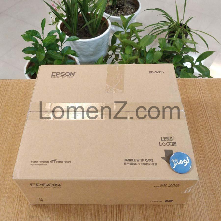 جعبه اپسون Epson EB-W05